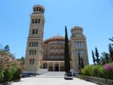 Greek orthodox monastery