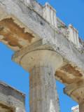 Detail of ruins