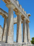 Incredible Doric columns