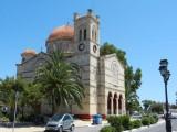 Church in the port of Aegina