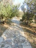 Walkway up Phillopappas Hill