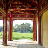 Check this: http://www.orientalarchitecture.com/vietnam/hue/imperialcity.php .