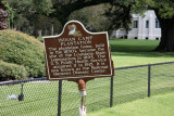 Carville 's Historic Marker