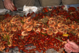 Louisiana in the Spring - Crawfish and Shrimp Boil