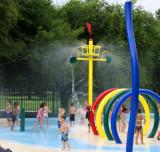 Spray Park Opening July 13, 2012