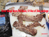 Great Range Bison Pot Roast, Rocky Mountain Natural Meats, Inc.