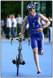 GE Canary Wharf Triathlon