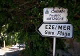 Chemin Nietzsche