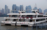 Ferries to Pudong