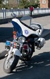 A Police Bike
