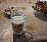 Airag (Kumiss) - Fermented Mare's Milk