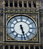 Big Ben's Clock
