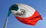 Mi bandera, México.