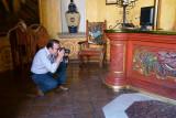 Samer en Casa Cuervo
