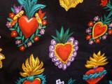 delantal corazones