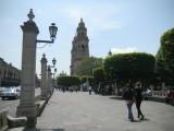 Plaza de Armas Morelia