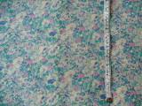 Fabric: Liberty cotton-wool blend