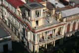 Calle Paseo del Prado - Prado street in Havana