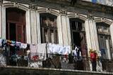 typical balcony in Havana