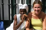 cigar woman and Meeli