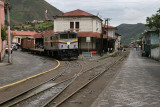 Alausí is mostly known for being an entrance point to the train ride around the Nariz del Diablo, or the Devil's Nose