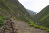 this stretch of railway along the cliffs was built in 1899!