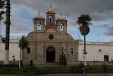 nice church, Riobamba