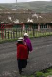 indigenous community Pulingue San Pablo