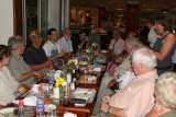 end of trip party in Hotel Grand, Guayaquil