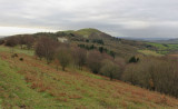 View of the Herefordshire Beacon.