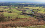 Taken from the Malvern Hills looking east.