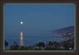 The Eighth Setting Moon Of 2010   August In Every Aspect
