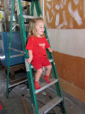 Kristina supervises