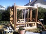 Hawk House - Framing