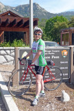 Me at Sequoia Nat'l Park Gate