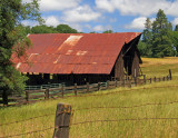 Old barn near Placerville