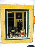 Artist's Window - Brad
