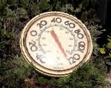 It's too freak'n hot! -ArtP
