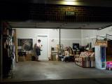 My 2 car Garage-Shirley