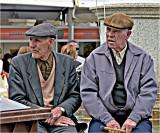 Two Men  -  FrankM