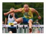 Combined events athletics Woerden 2011