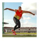 Amsterdam Open athletics games 2012