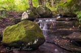 Mossy Rocks Falls at Pixley