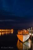 Docked Mailboat