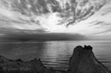 Evening on McIntyre Bluffs