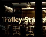 Where trolleys go to sleep