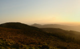 The Golden Hour at Slieve Gullion