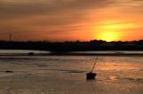 Mudflats Sunset