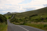 Driving Through the Cooley Mountains