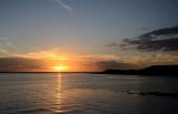 Another Gyles Quay Sunset